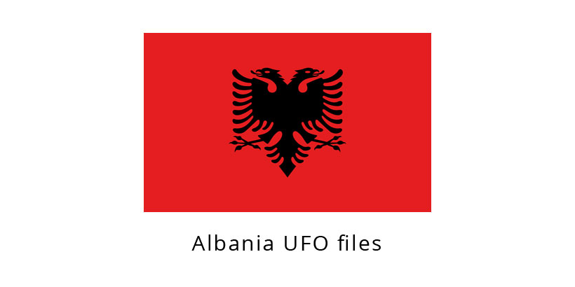 Albania UFO files (disclosure documents)