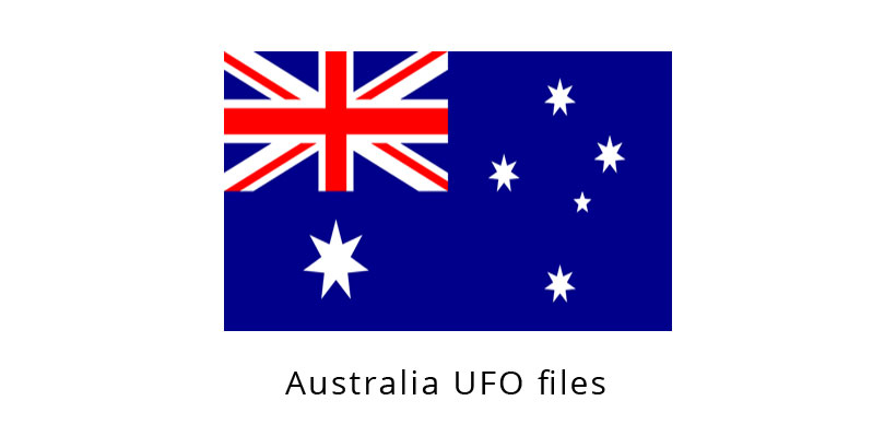 Australia UFO files (disclosure documents)