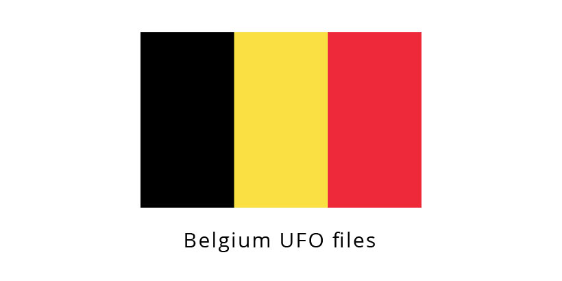 Belgium UFO files (disclosure documents)