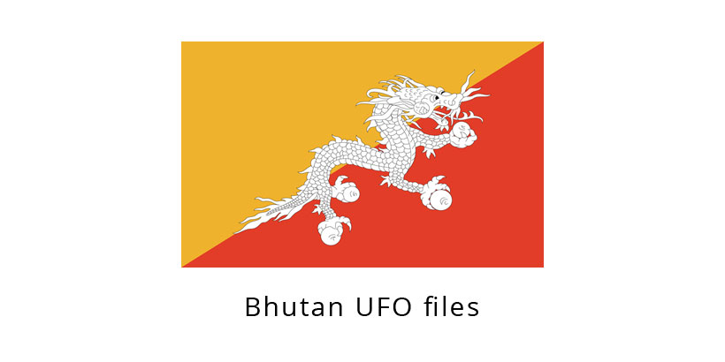 Bhutan UFO files (disclosure documents)