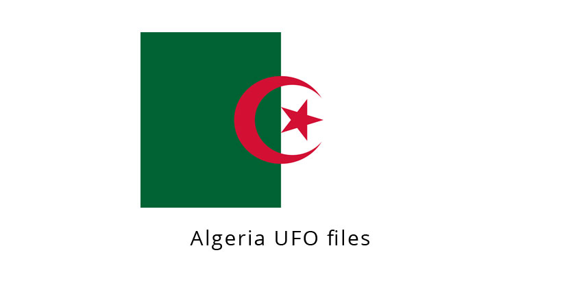 Algeria UFO files (disclosure documents)