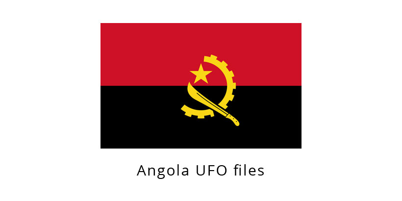 Angola UFO files (disclosure documents)