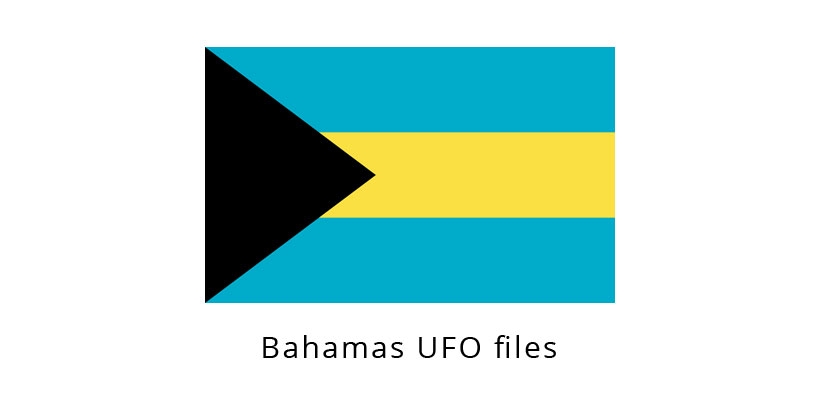 Bahamas UFO files (disclosure documents)
