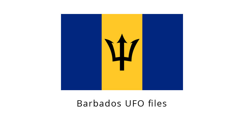 Barbados UFO files (disclosure documents)