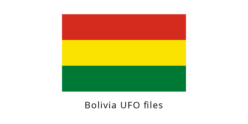 Bolivia UFO files (disclosure documents)