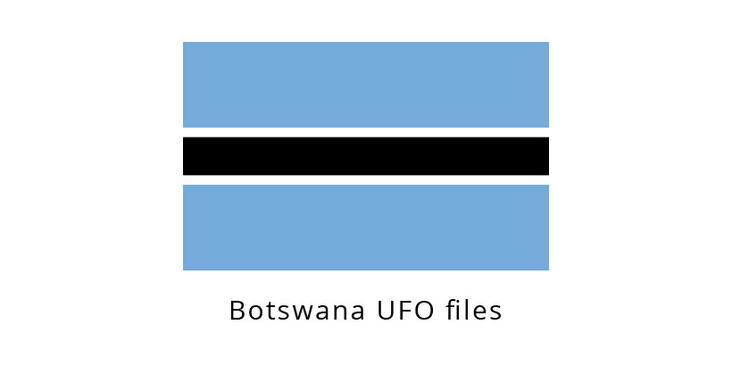 Botswana UFO files (disclosure documents)