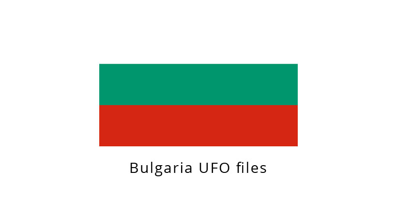Bulgaria UFO files (disclosure documents)