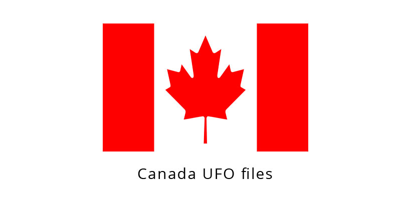 Canada UFO files (disclosure documents)