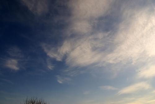 Cirrocumulus clouds DSC06734